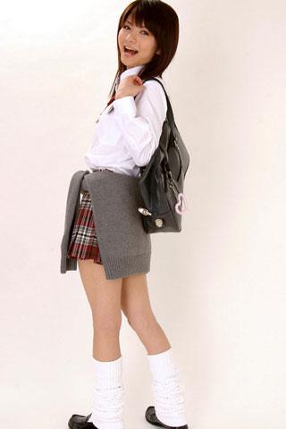 ルーズソックス女子高生3