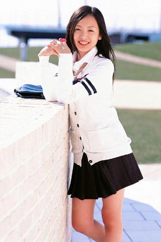 街で見かけた可愛らしい女子高生2