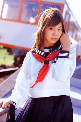 街で見かけた可愛らしい女子高生9