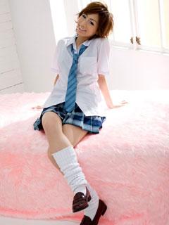 ルーズソックス履いてる女子高生1