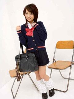 ルーズソックス履いてる女子高生2