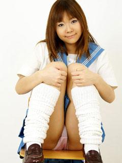 ルーズソックス履いてる女子高生9