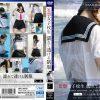 【JK動画】妄想女子校生 濡れて透ける制服 濡れたセーラー服から透けブラが丸見え!